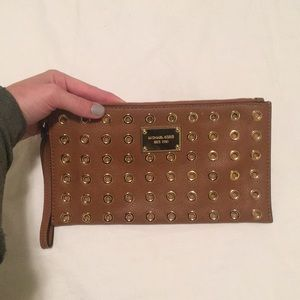Michael Kors Clutch in Perfect Condition